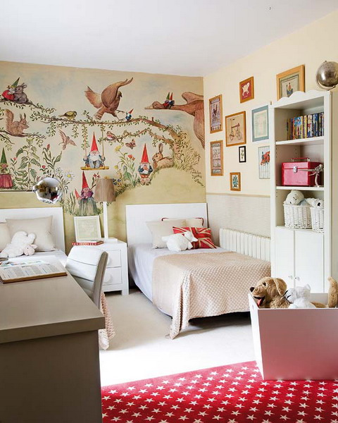 Room For Two Shared Bedroom Ideas: 5 Room Designs For Two Girls And Their Layouts