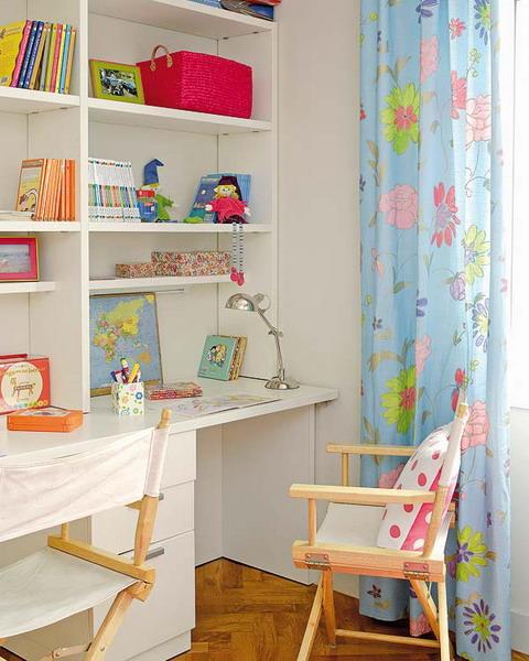 Дизайн детской комнаты для девочек фото 10