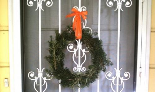Rosemary Thanksgiving Wreath