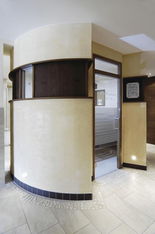 Round Sauna By Silgmann