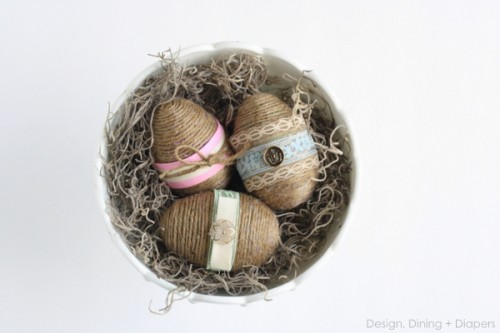 15 Rustic Easter DIYs That You'll Love