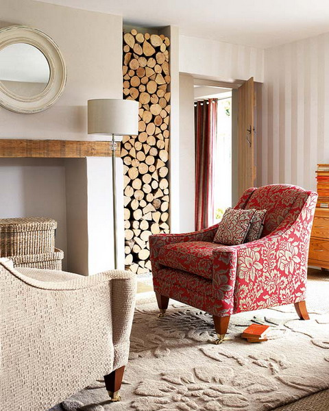 alfa img showing small rustic living room ideas