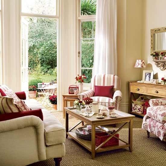 20 Rustic Living Room Design Ideas Photo 13