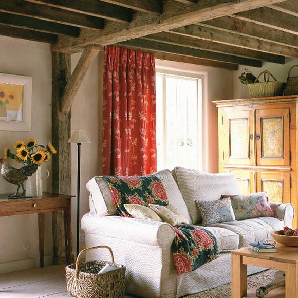 20 rustic living room design ideas photo 18