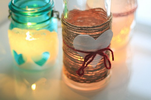 twine votives (via shelterness)