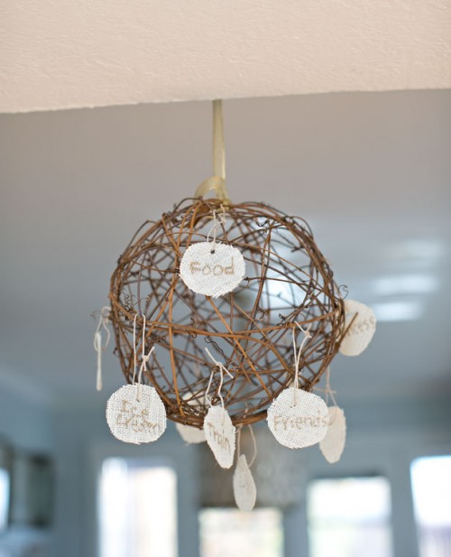twine gratitude sphere (via shelterness)