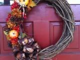 classical twig fall wreath