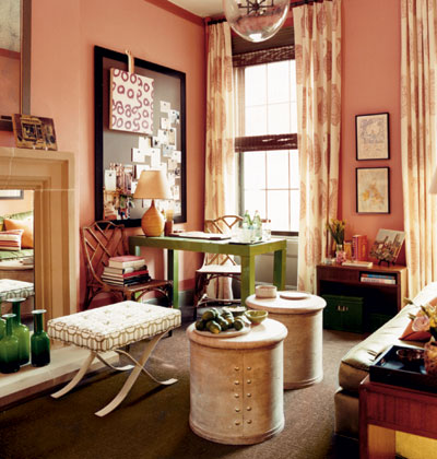 20 Salmon Interior Design Ideas Shelterness