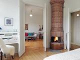 Scandinavian Fireplaces