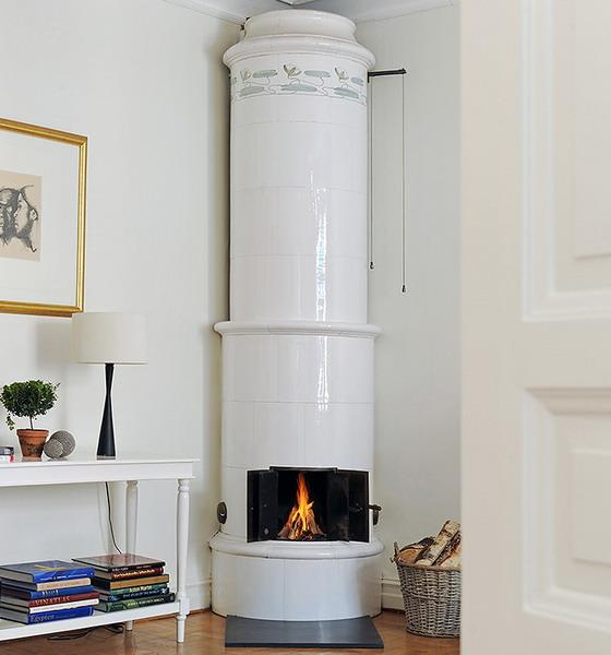 Scandinavian Fireplaces Shelterness