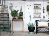 Scandinavian Potting Shed