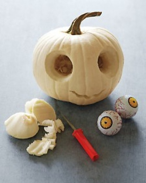 Scary Diy Undead Pumpkins For Halloween