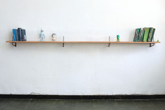 Separation Shelf