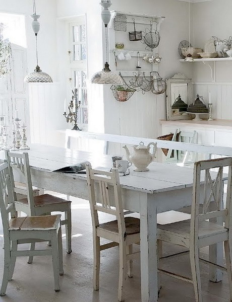 85 cool shabby chic decorating ideas shelterness for Shabby chic foto