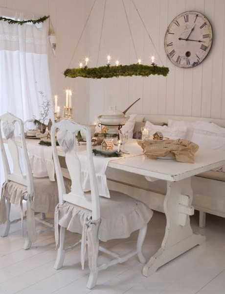 85 cool shabby chic decorating ideas shelterness - Decoration chic et charme ...