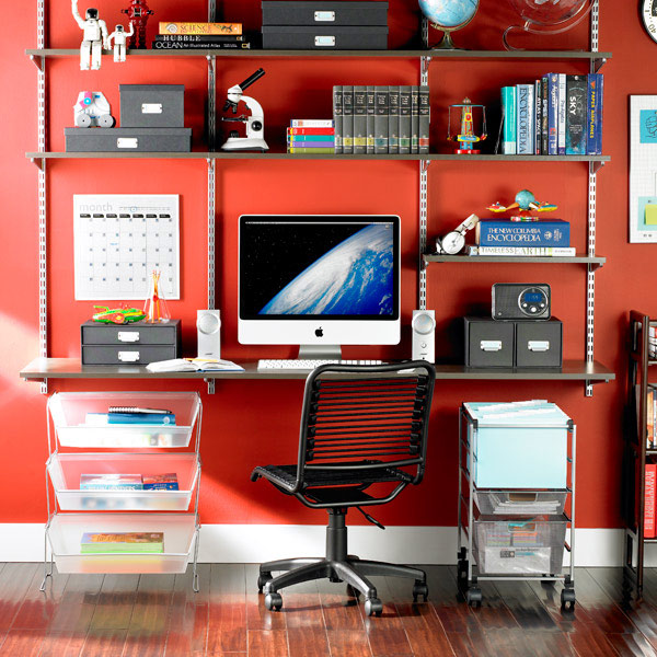 Shelving Units For A Home Office