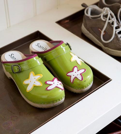 Shoe Spots In Tile Inserts