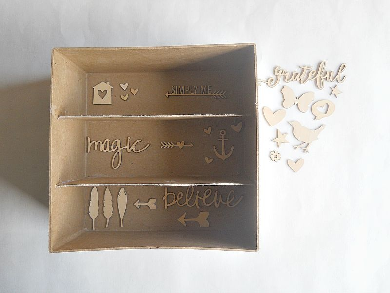 Picture Of simple and budget savvy shadow box storage  4