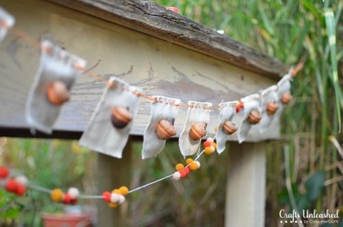 acorn bunting (via craftsunleashed)