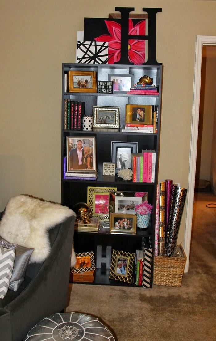 bookshelf hack