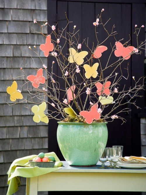 Simple And Stylish Diy Easter Decorations