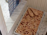 cool wine corks mat