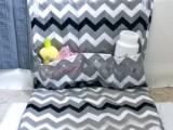 bath mat with pockets