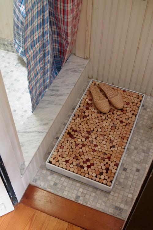 Simple Diy Bathroom Mat