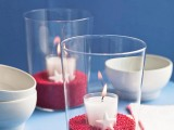 Simple Diy Centerpiece For 4th Of July