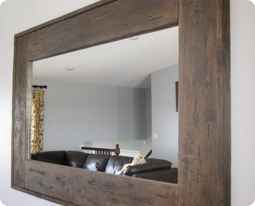 Simple DIY Entryway Mirrors You Can Make | Shelterness