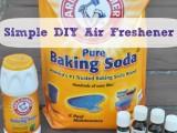 baking soda freshener