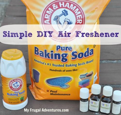 10 simple diy home fresheners shelterness for Baking soda air freshener recipe