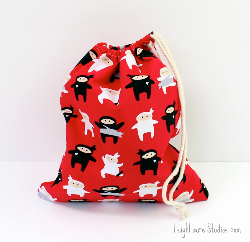 laundry ninja bag