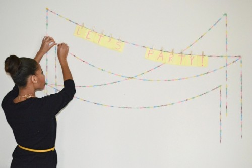 8 simple diy office party ideas shelterness