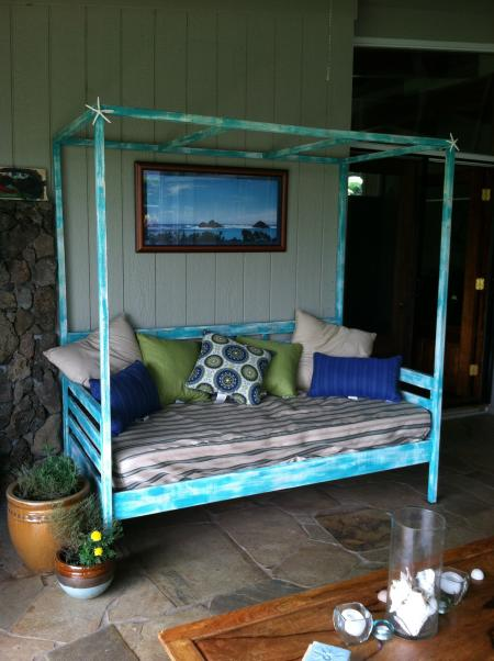 Diy Outdoor Patio Daybed