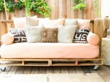 pallet outdoor daybed