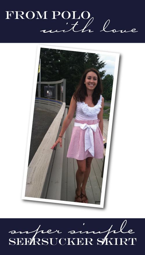 non-sew skirt (via hautepapier)