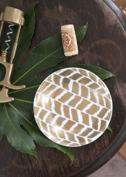herringbone dish (via earnesthomeco)