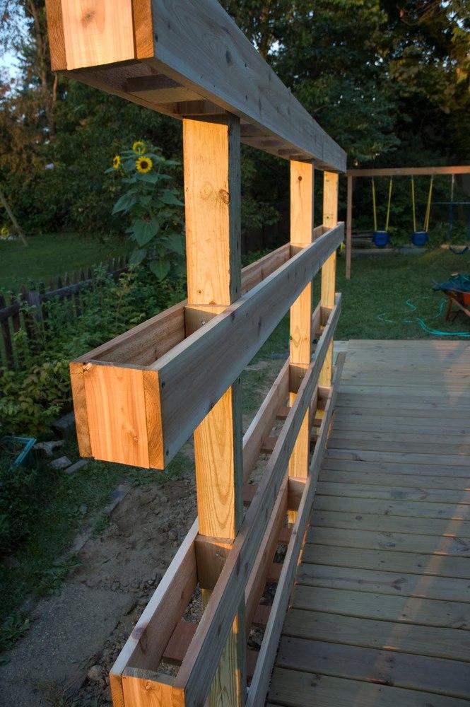 Picture of simple diy vertical garden for Diy vertical garden