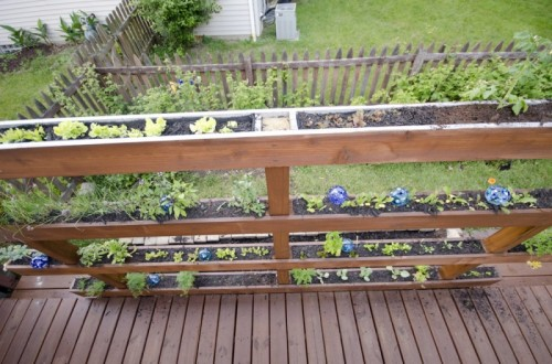 Simple Diy Vertical Garden