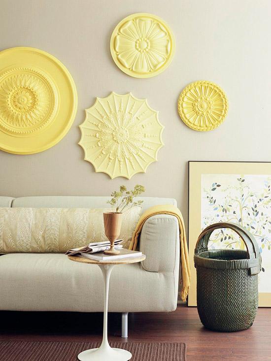 Simple Diy Wall Artisan Decor