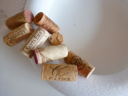 Simple Diy Wine Cork Wreath