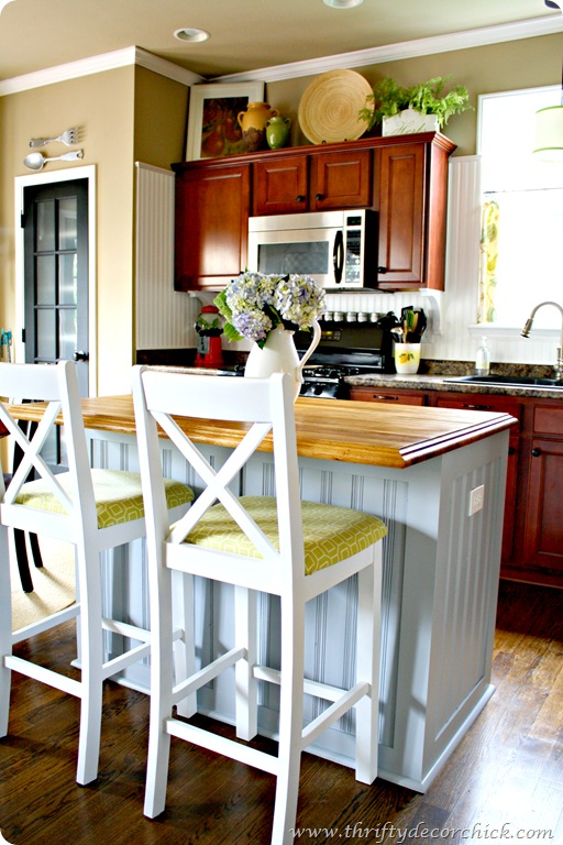 Simple Kitchen Island