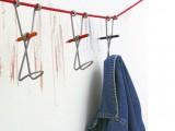 Slastic Coat Hanger