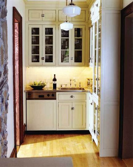 Small Corner Kitchens Could Be Quite Functional Too.