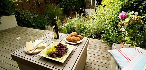 Small Gardens Ideas small garden design ideas Small Urban Gardens