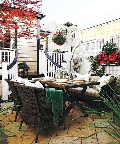 Urban Garden Design: Picture Of Small Urban Gardens