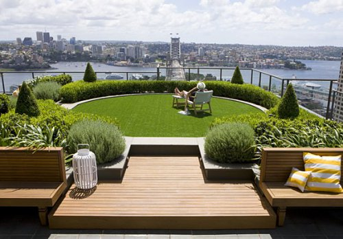 Attractive Small Urban Gardens