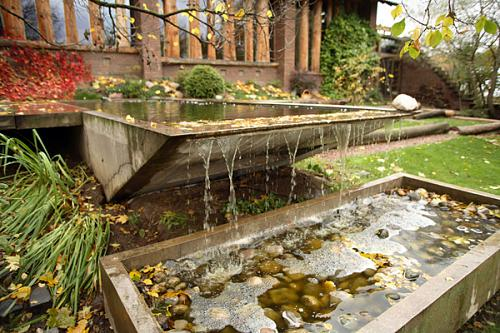 water features could make any garden more cool