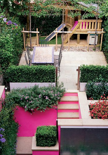 picture of small urban gardens On small urban garden design